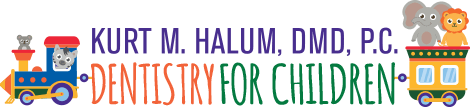 Kurt Halum DMD logo, Dentistry for Children in Highland Illinois