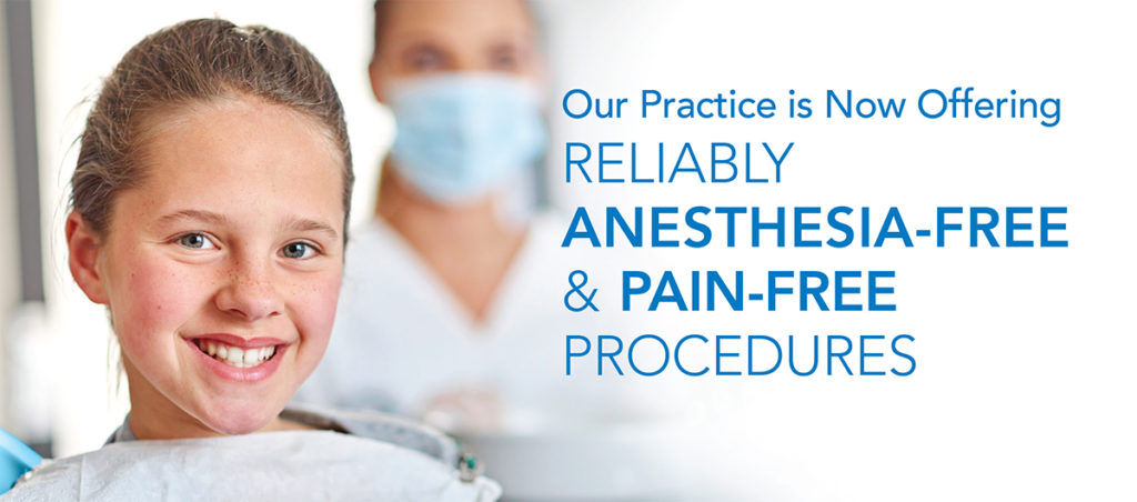 Solea Laser Dentistry - Reliably Anesthesia-Free & Pain-Free Dental Procedures